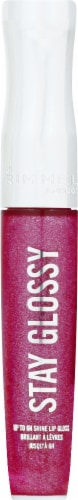 Rimmel London Stay Glossy Grapevine Groove Lip Gloss Perspective: front