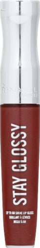 Rimmel London Stay Glossy 290 Date Night Lip Gloss Perspective: front