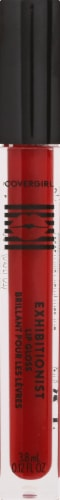 CoverGirl Exhibitionist 200 Hot Tamale Lip Gloss Perspective: front