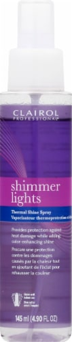 Clairol Shimmer Lights Thermal Shine Spray Perspective: front