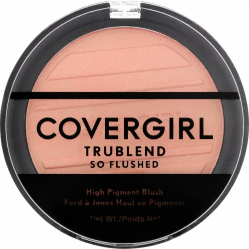 CoverGirl TruBlend So Flushed 320 Love Me High Pigment Blush Perspective: front