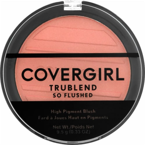 CoverGirl TruBlend So Flushed 360 Sweet Seduction High Pigment Blush Perspective: front