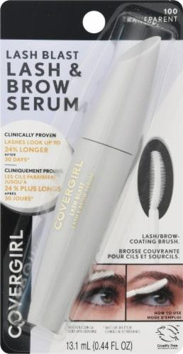 Covergirl Lash Blast 100 Transparent Lash & Brow Serum Perspective: front