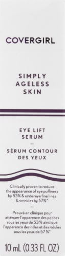 CoverGirl Simply Ageless Eye Lift Serum Perspective: front