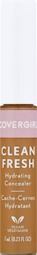 CoverGirl Clean Fresh 390 Rich Tan Hydrating Concealer Perspective: front