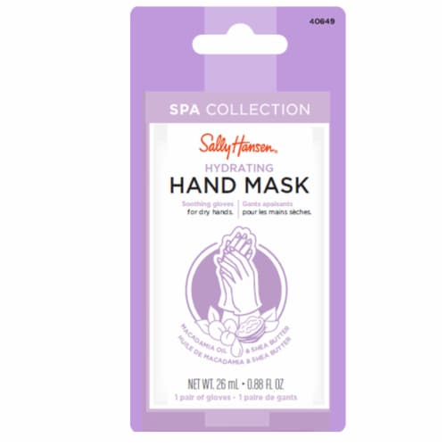 Sally Hansen Spa Collection Hydrating Hand Mask Perspective: front