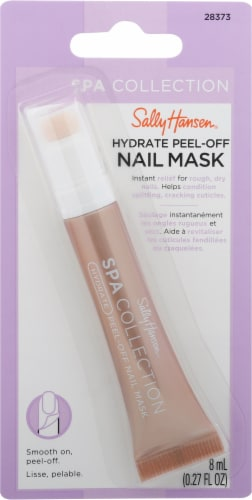 Sally Hansen Hydrate Peel-Off Nail Mask Perspective: front