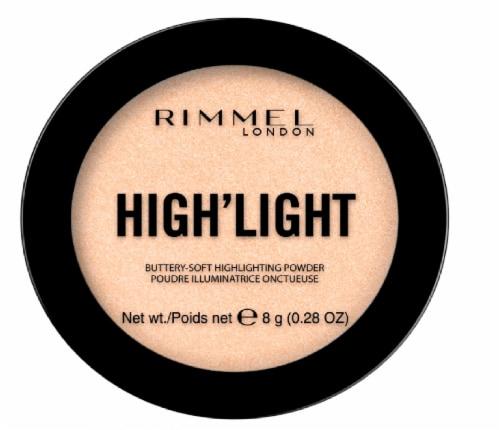 Rimmel High'Light Stardust Highlighting Powder Perspective: front