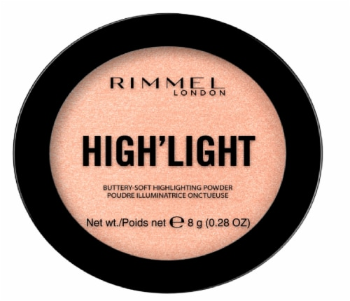 Rimmel High'Light 2 Candlelit Highlighting Powder Perspective: front