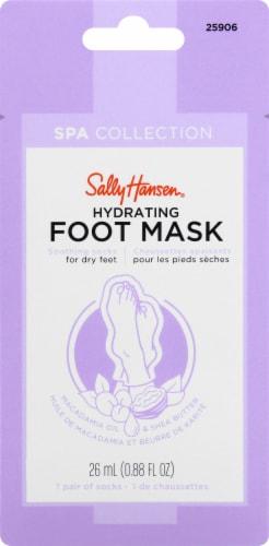 Sally Hansen Spa Intense Moist Foot Mask Perspective: front