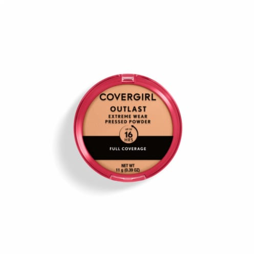 CoverGirl Outlast Extreme Wear Pressed Powder - Natural Beige Perspective: front