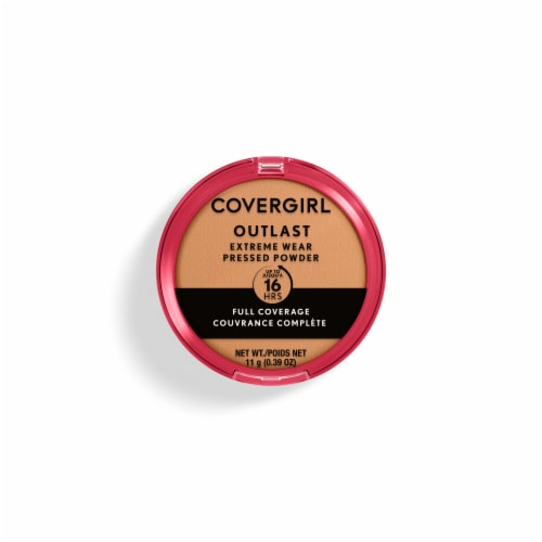 CoverGirl Outlast Extreme Wear Pressed Powder - Natural Tan Perspective: front