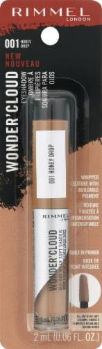 Rimmel Wonder'Cloud 001 Honey Drop Eyeshadow Perspective: front