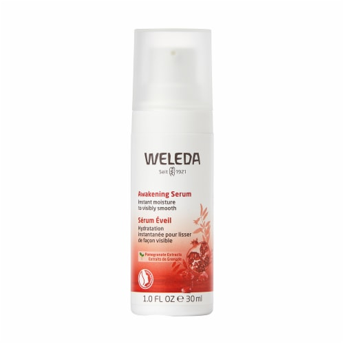 Welda Pomegranate Firming Serum Perspective: front