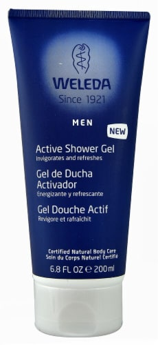 Weleda  Active Shower Gel for Men Perspective: front