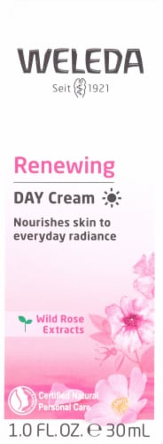 Weleda Wild Rose Smoothing Day Cream Perspective: front