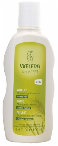 Weleda  Millet Nourishing Shampoo Normal Hair Perspective: front