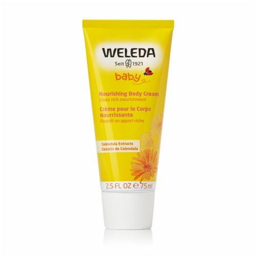 Weleda Calendula Baby Body Cream Perspective: front