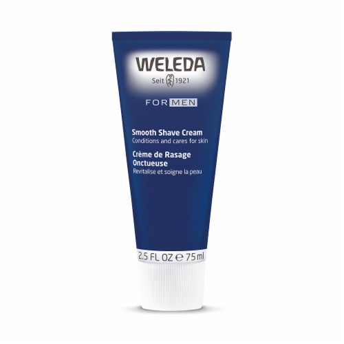 Weleda Men's Smooth Shave Cream Perspective: front