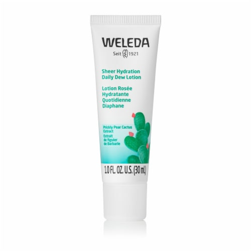 Weleda Sheer Hydration Daily Dew Lotion Perspective: front