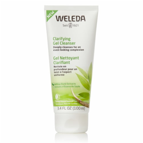 Weleda Clarifying Cleansing Gel Perspective: front