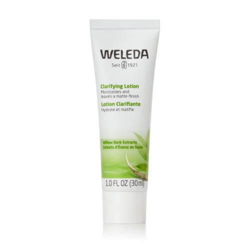 Weleda Clarifying Lotion Perspective: front