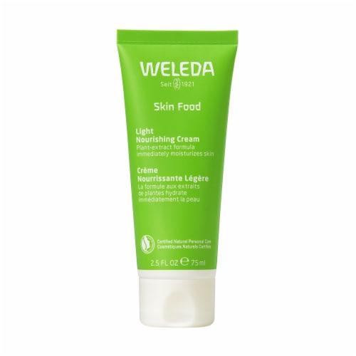Weleda Skin Food Light Nourishing Cream Perspective: front