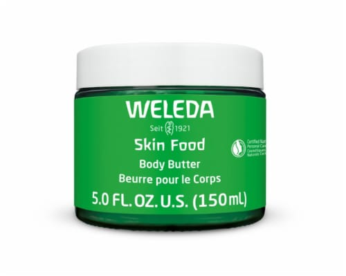 Weleda Skin Food Body Butter Perspective: front