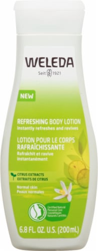 Weleda Refreshing Body Lotion Perspective: front