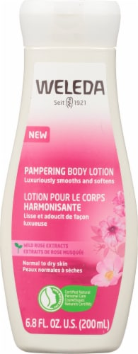 Weleda Pampering Body Lotion Perspective: front