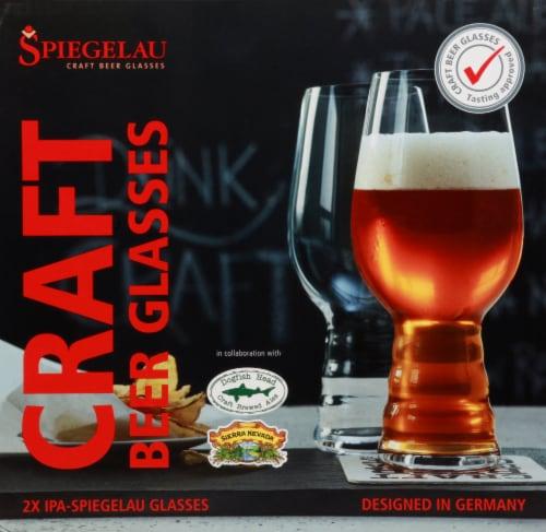 Ralphs Spiegelau Craft Ipa Beer Glasses 2 Pack Clear 2 Pk