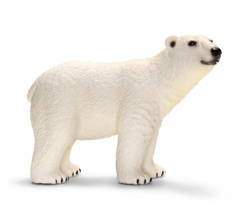 Schleich Female Polar Bear Figurine Perspective: front