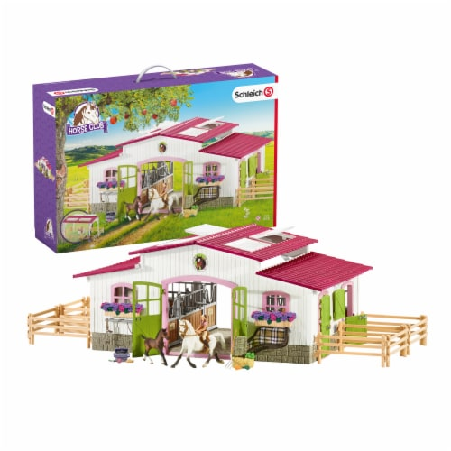 Schleich Horse Club Riding Center Perspective: front