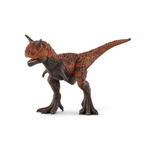 Schleich Carnotaurus Dinosaur Figurine Perspective: front