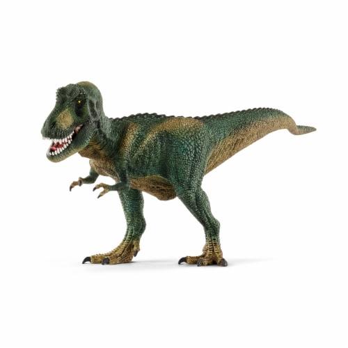 Schleich Tyrannosaurus Rex Toy Figure Perspective: front