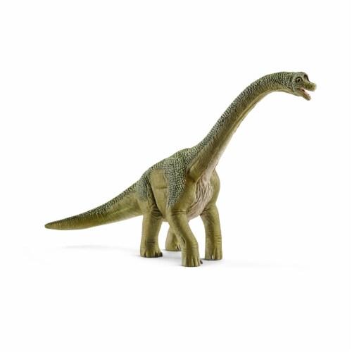 Schleich Brachiosaurus Dinsaur Figure Perspective: front