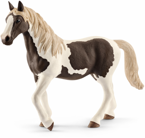Schleich Pinto Mare Toy Figure Perspective: front