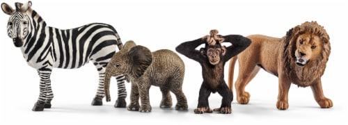 Schleich Wild Life Starter Set Perspective: front