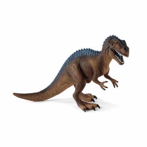 Schleich Acrocanthosaurus Figurine Perspective: front