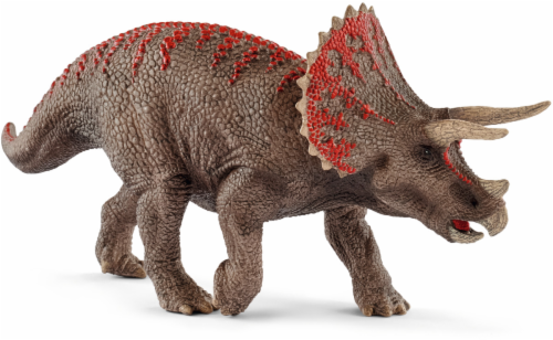 Schleich Triceratops Toy Figure Perspective: front