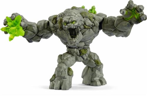 Schleich Eldrador Creatures Stone Monster Figurine Perspective: front