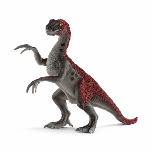Schleich Juvenile Therizinosaurus Dinosaur Figure Perspective: front