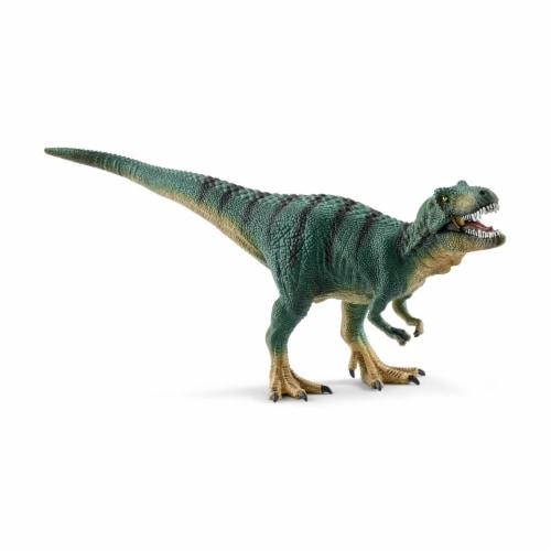 Schleich Juvenile Therizinosaurus Rex Action Figure Perspective: front