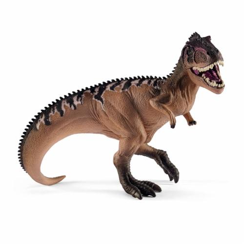 Schleich Giganotosaurus Toy Perspective: front