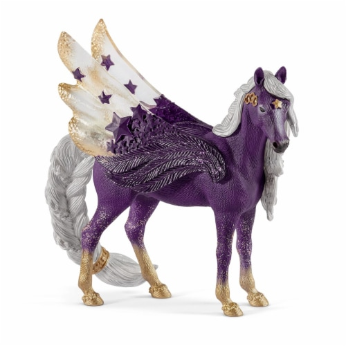 Schleich Star Pegasus Mare Doll Perspective: front