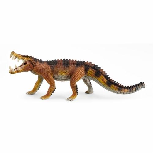 Schleich Dinosaurs Kaprosuchus Perspective: front
