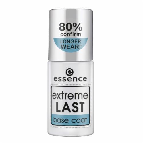 Essence Extreme Last Base Coat Perspective: front