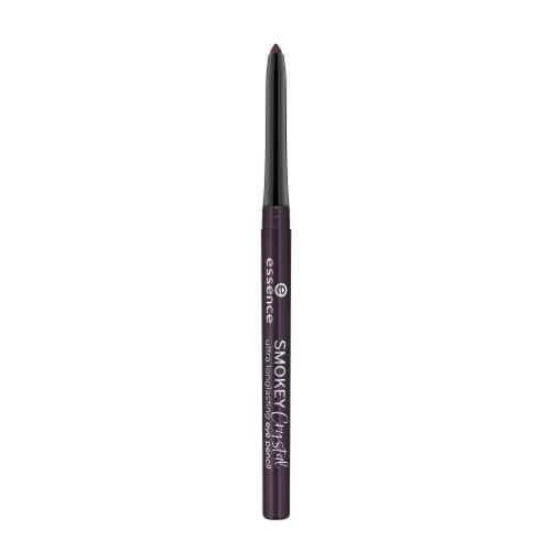 Essence Smokey Crystal Ultra Longlasting Amethyst Eye Pencil Perspective: front