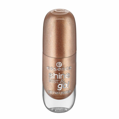 Essence Shine Last & Go! 54 Play It Again Gel Nail Polish Perspective: front