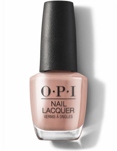 OPI El Mat-Adoring You Nail Laquer Perspective: front